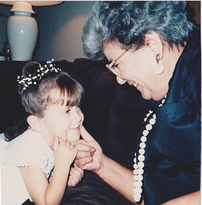 The beautiful Jeanie, my Nana Person