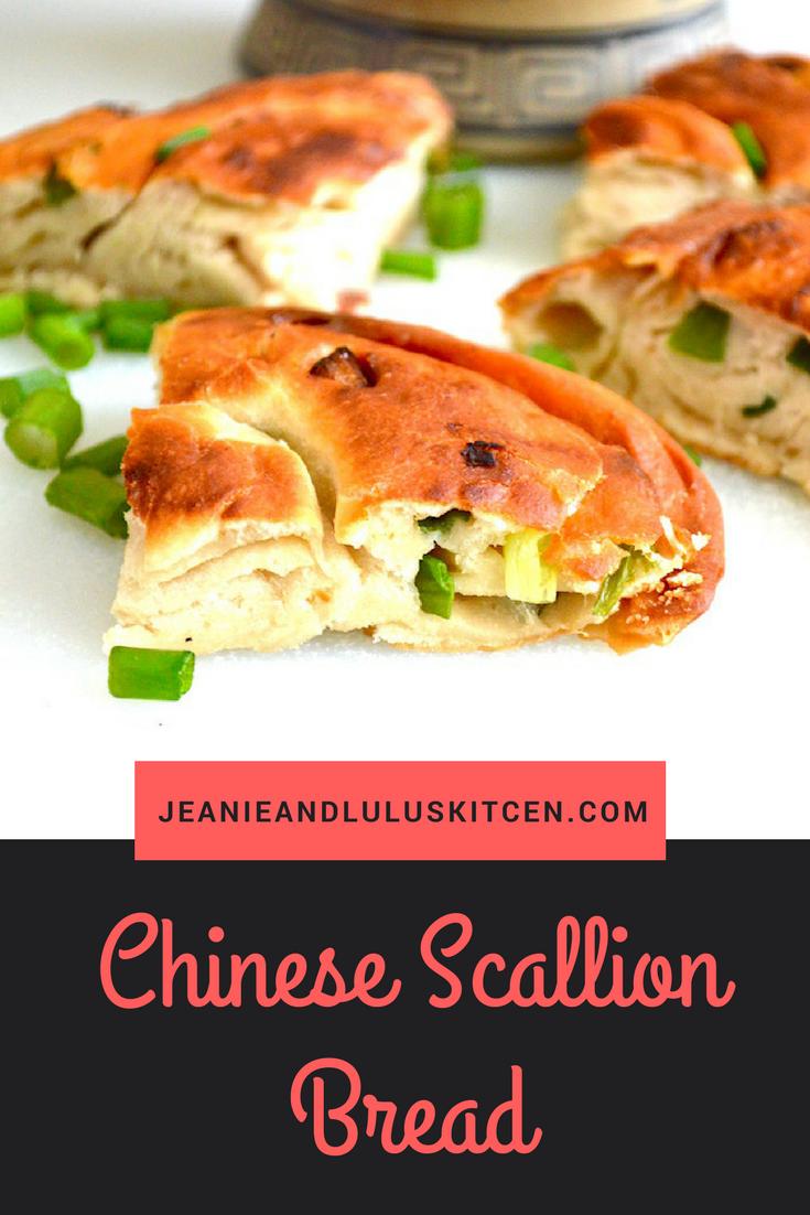 Chinese Scallion Bread