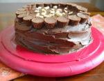 Decadent Chocolate Peanut Butter Cake