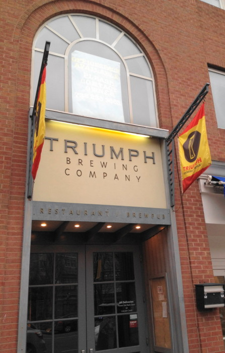 Triumph Brewing Company