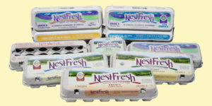 The Great Nestfresh Egg Giveaway products you can win!