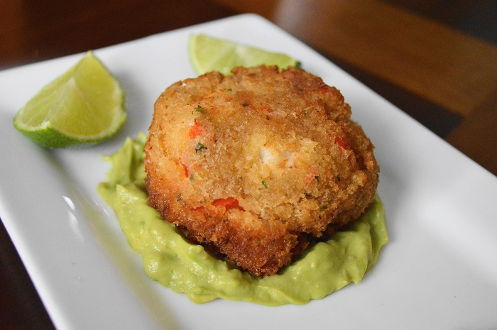 Tequila Lime Shrimp Cakes