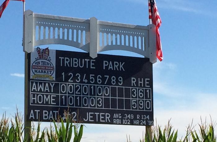 Tribute to the great Derek Jeter