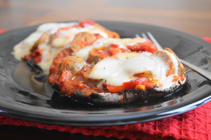 Portabello Pizzas