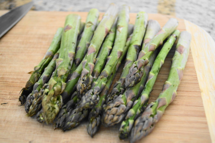 Spring is the perfect time to make this Asian roasted asparagus, when asparagus is at its peak.