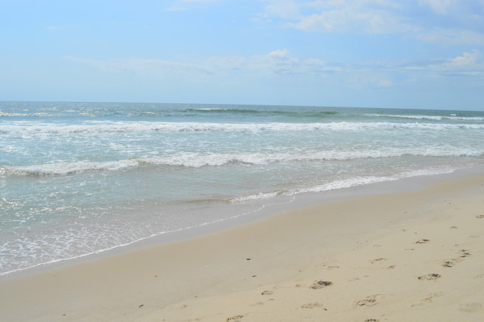 I love heading to the Jersey Shore first thing in the morning. It is so calm, peaceful and stunning!