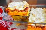 Sweet Potato Biscuit Breakfast Casserole