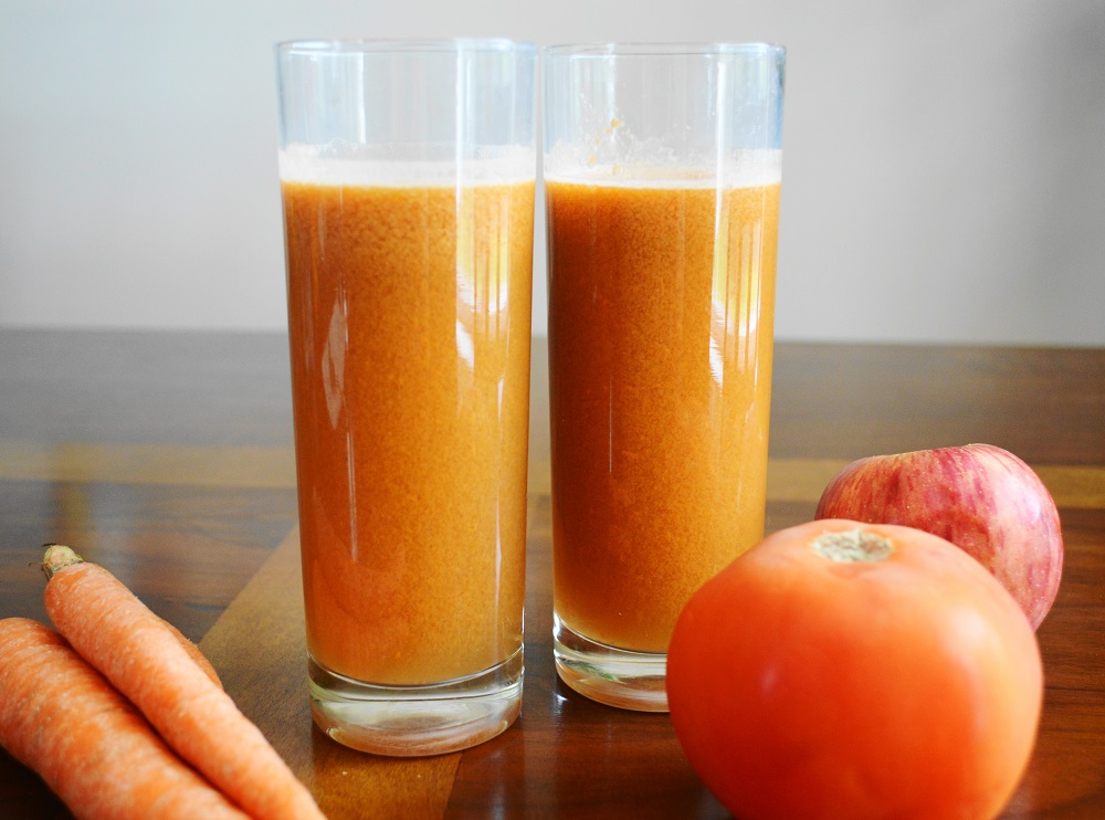 Veggie Fruit Juice