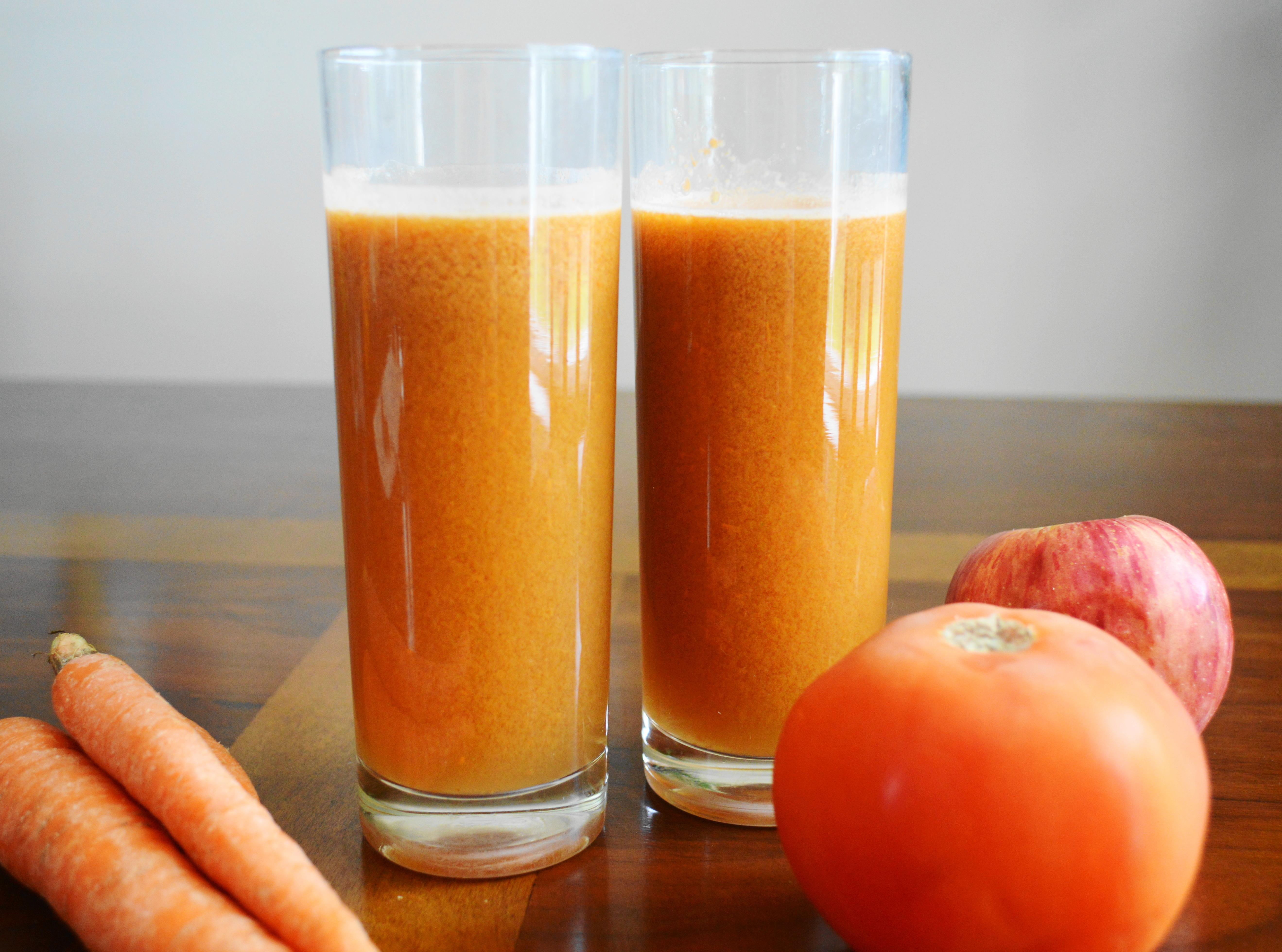 Veggie Fruit Juice