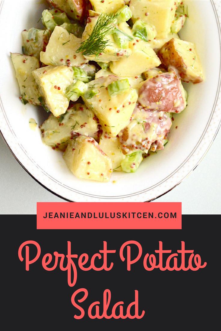 Perfect Potato Salad