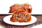 Prosciutto Wrapped Italian Meatloaf