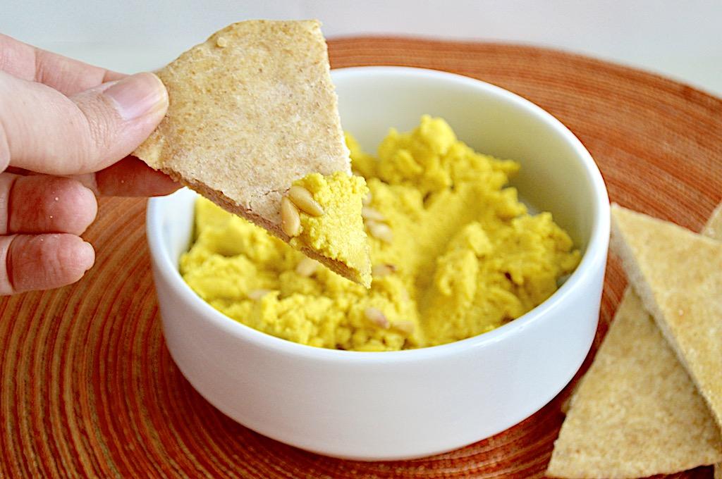 Classic Chickpea Hummus