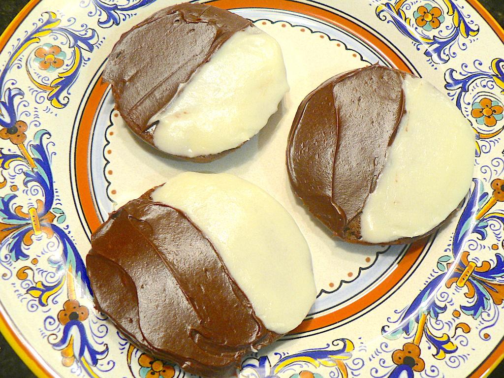 Half Moon Cookies