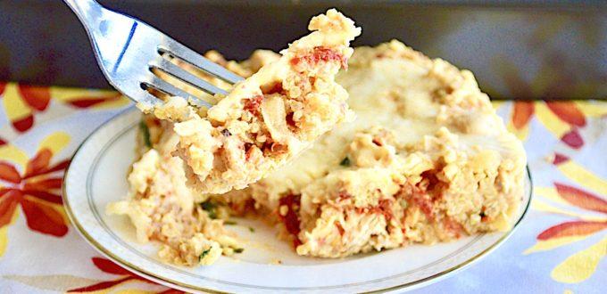 Chicken Quinoa Casserole