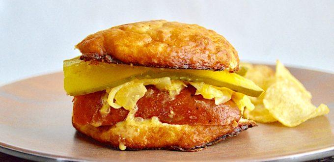 Kielbasa Sandwiches