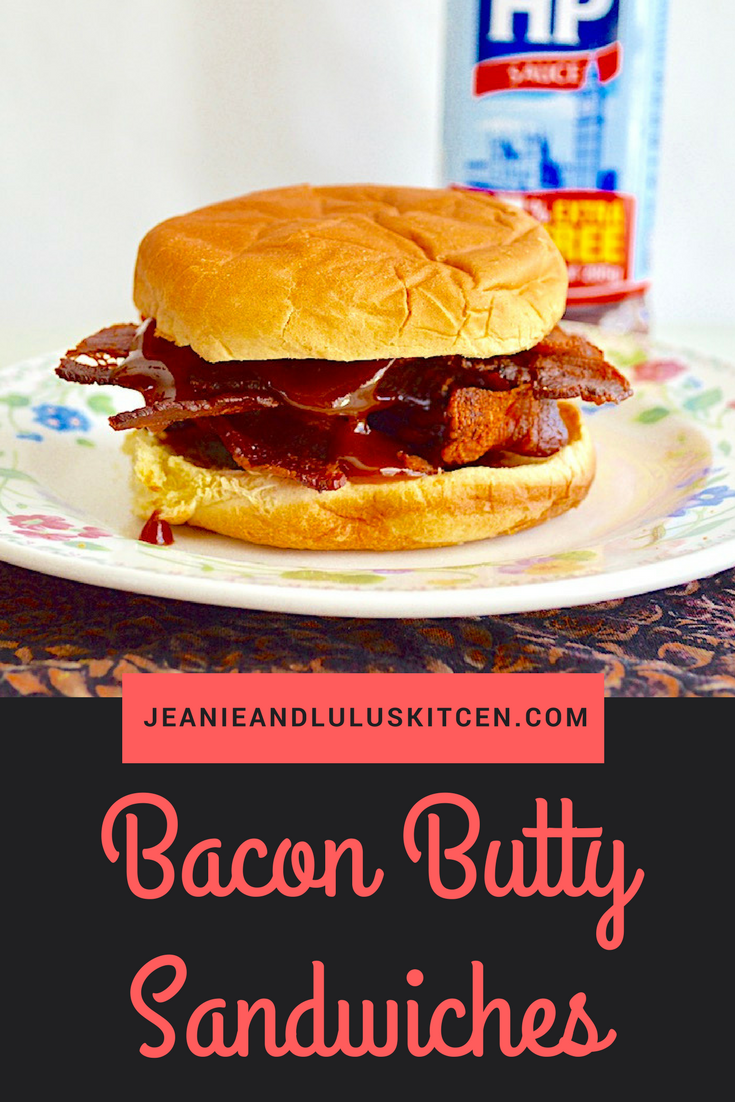 Bacon Butty Sandwiches
