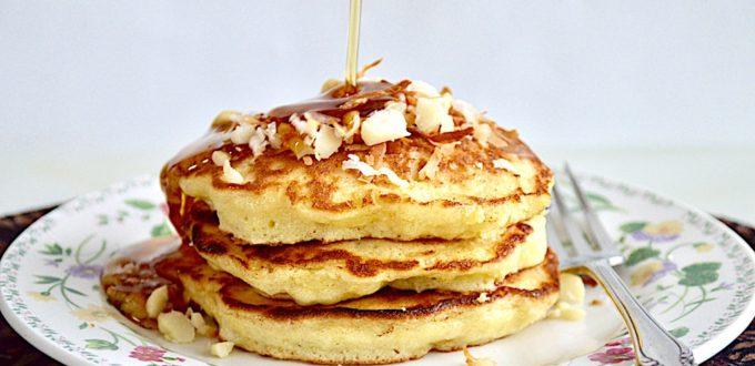 Hawaiian Pancakes
