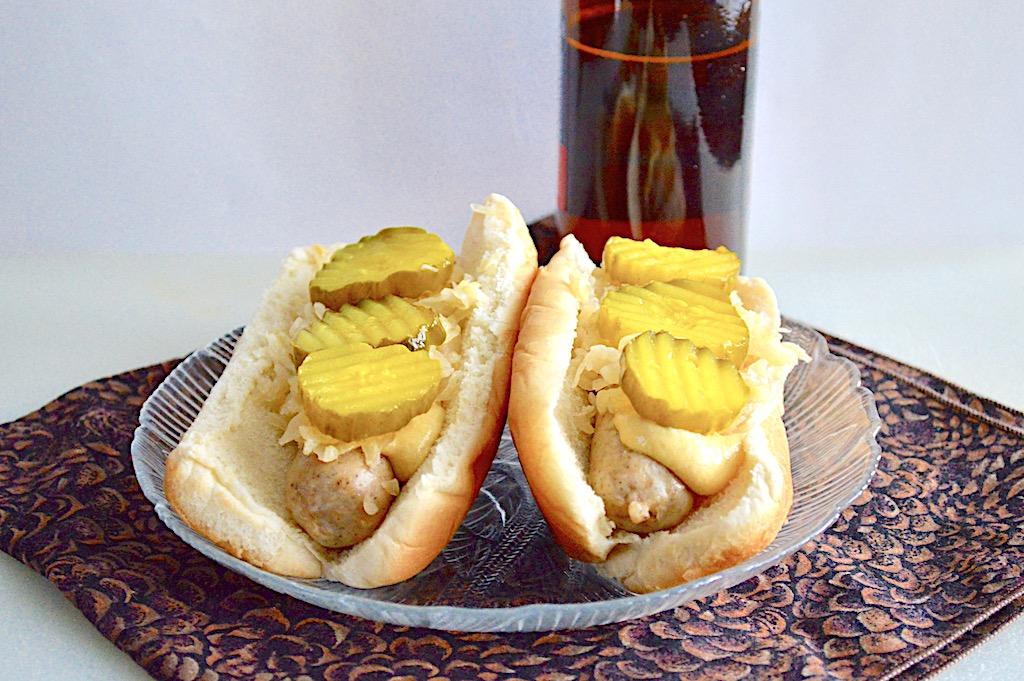 Bratwurst Dogs