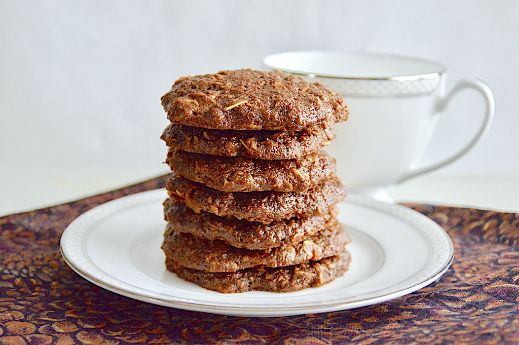 Carrot Ginger Cookies