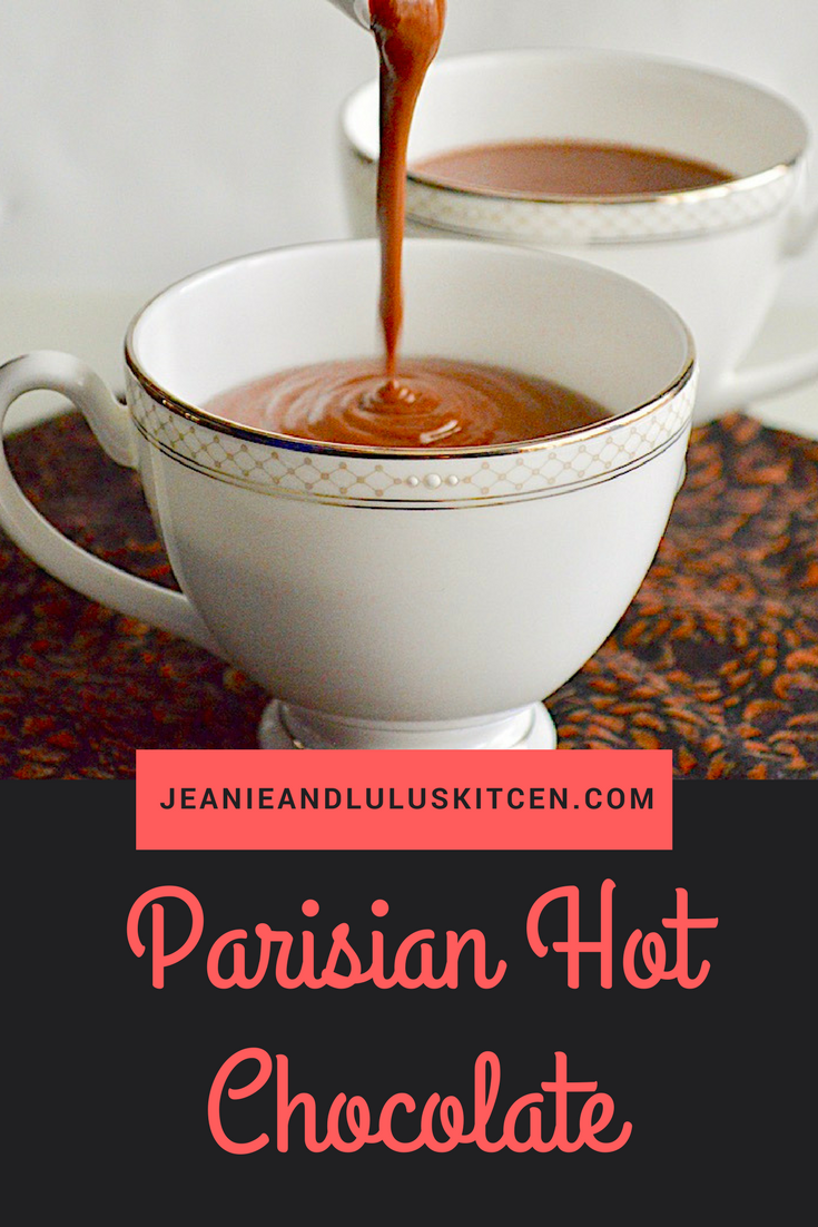 Parisian Hot Chocolate