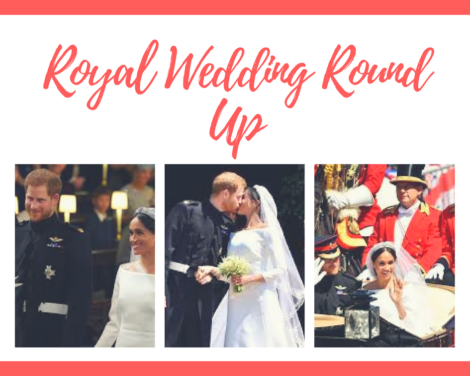Royal Wedding Recipe Round Up