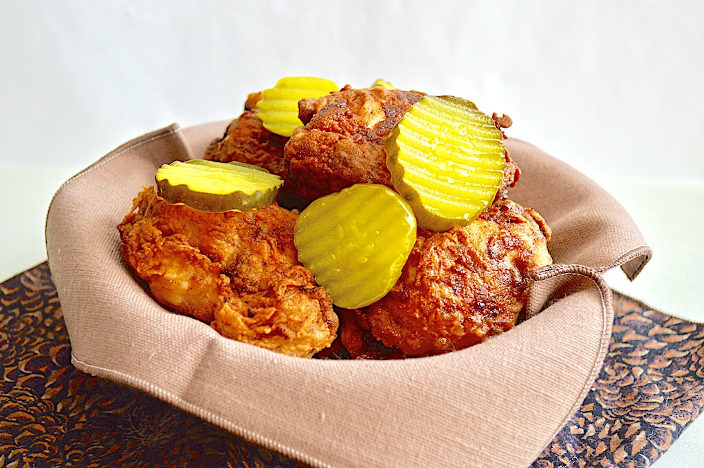 Simple Buttermilk Fried Chicken