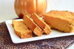 Pumpkin Bourbon Loaf