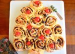 Chelsea Bun Christmas Tree