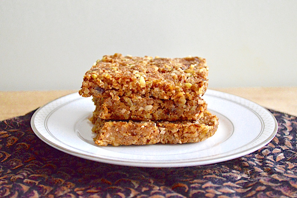 Sweet Potato Energy Squares