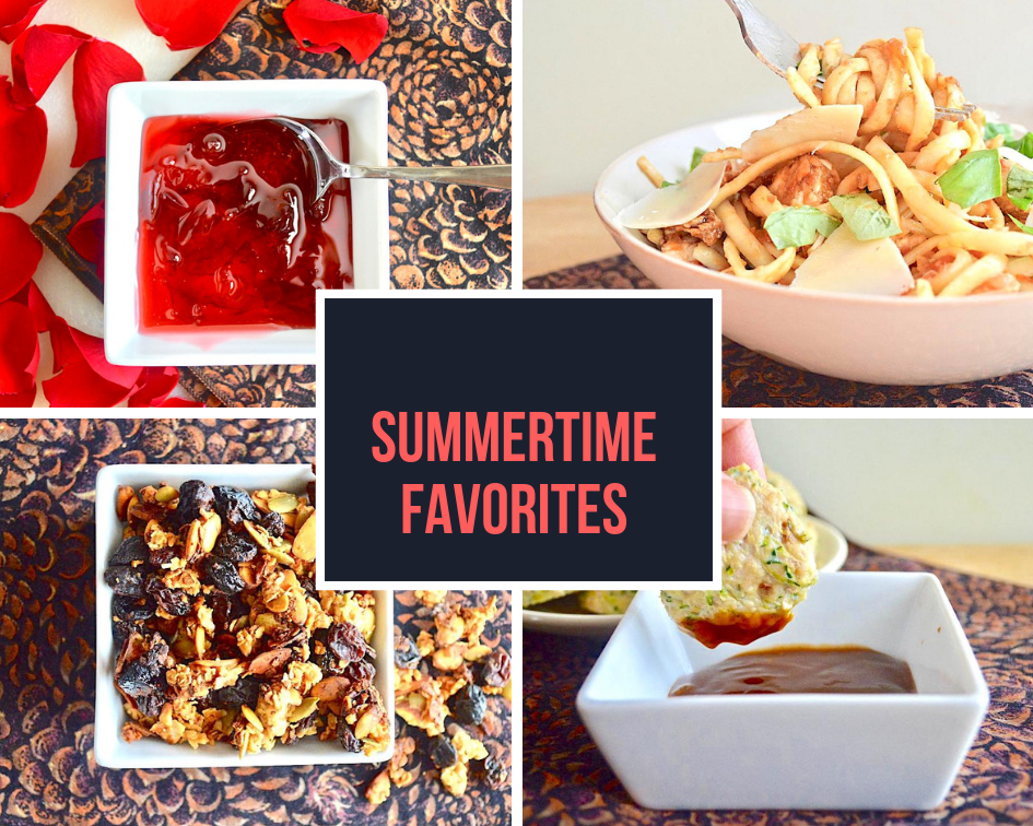 Summertime Favorites